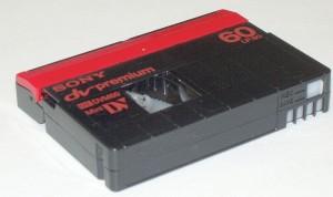 K7 mini-dv