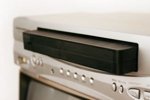magnetoscope de cassettes VHS
