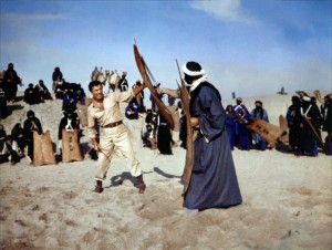 Tuareg, le guerrier du désert